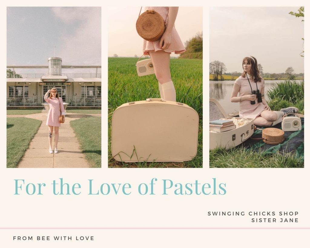 A love of Pastels
