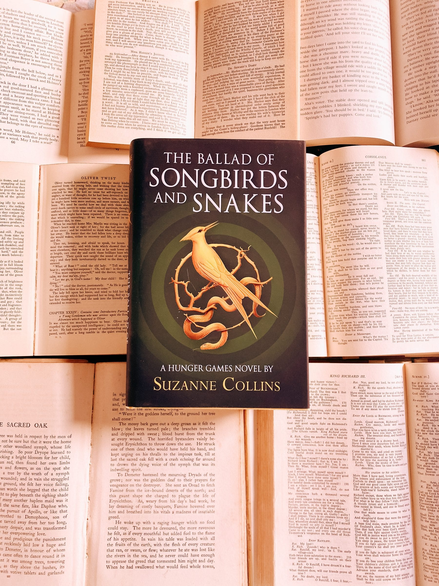 Review of Songbirds and Snakes
