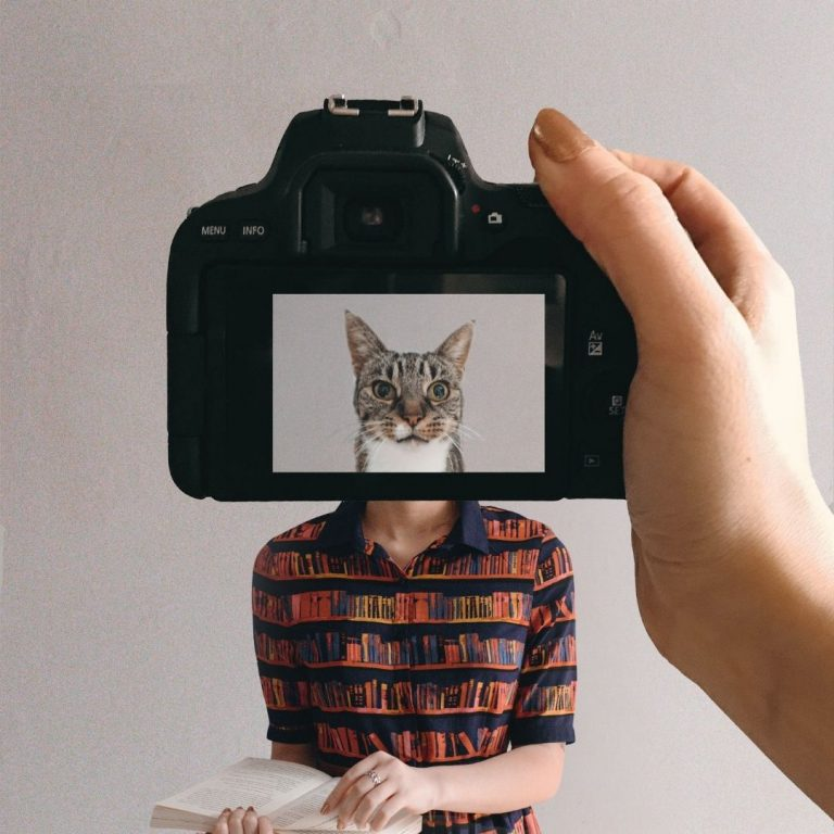 Props for Self Portraits To Elevate Your Selfie Game Camera @FromBeeWithLove