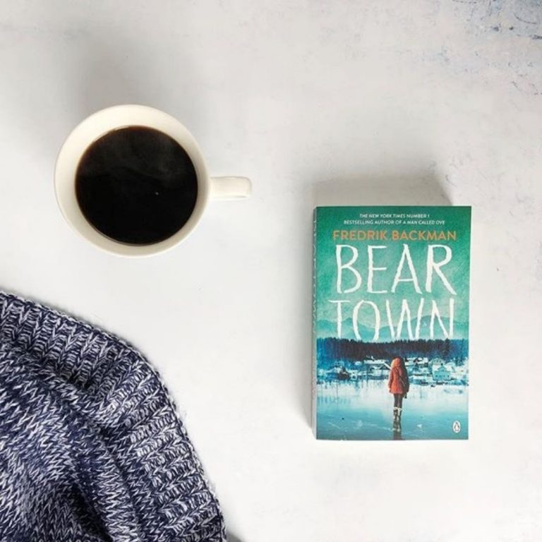 10 Book Recommendations That You Will Love Beartown @FromBeeWithLove Bronte Huskinson