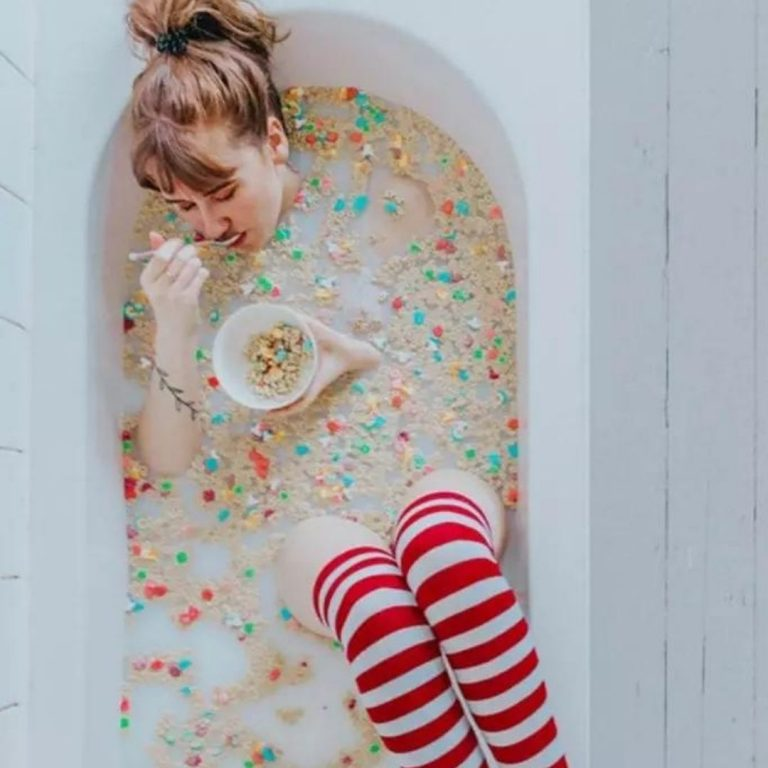 Milk Bath Photography whole bath @FromBeeWithLove Bronte Huskinson