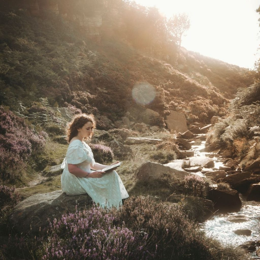 @FromBeeWithLove Bronte Huskinson Wuthering Heights Locations Bronte Waterfall