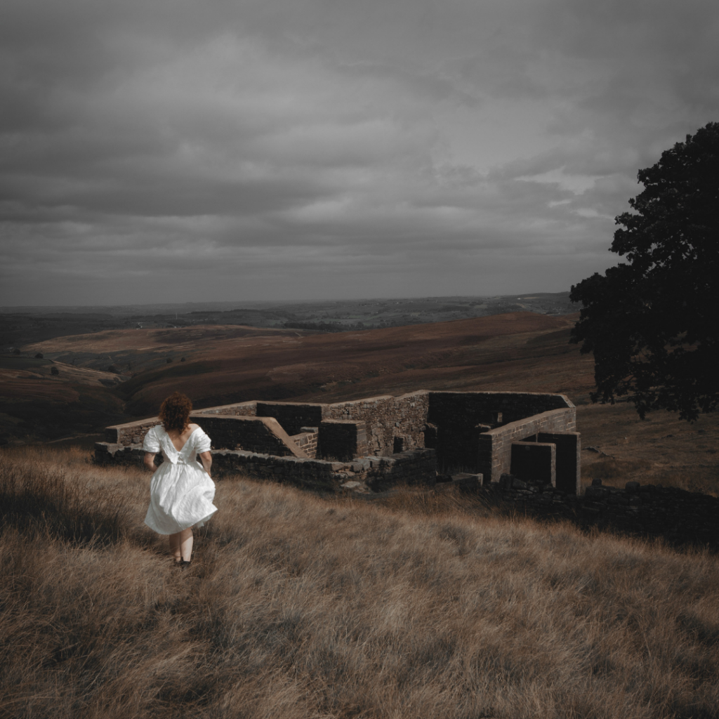 @FromBeeWithLove Bronte Huskinson Wuthering Heights Locations Top Withens