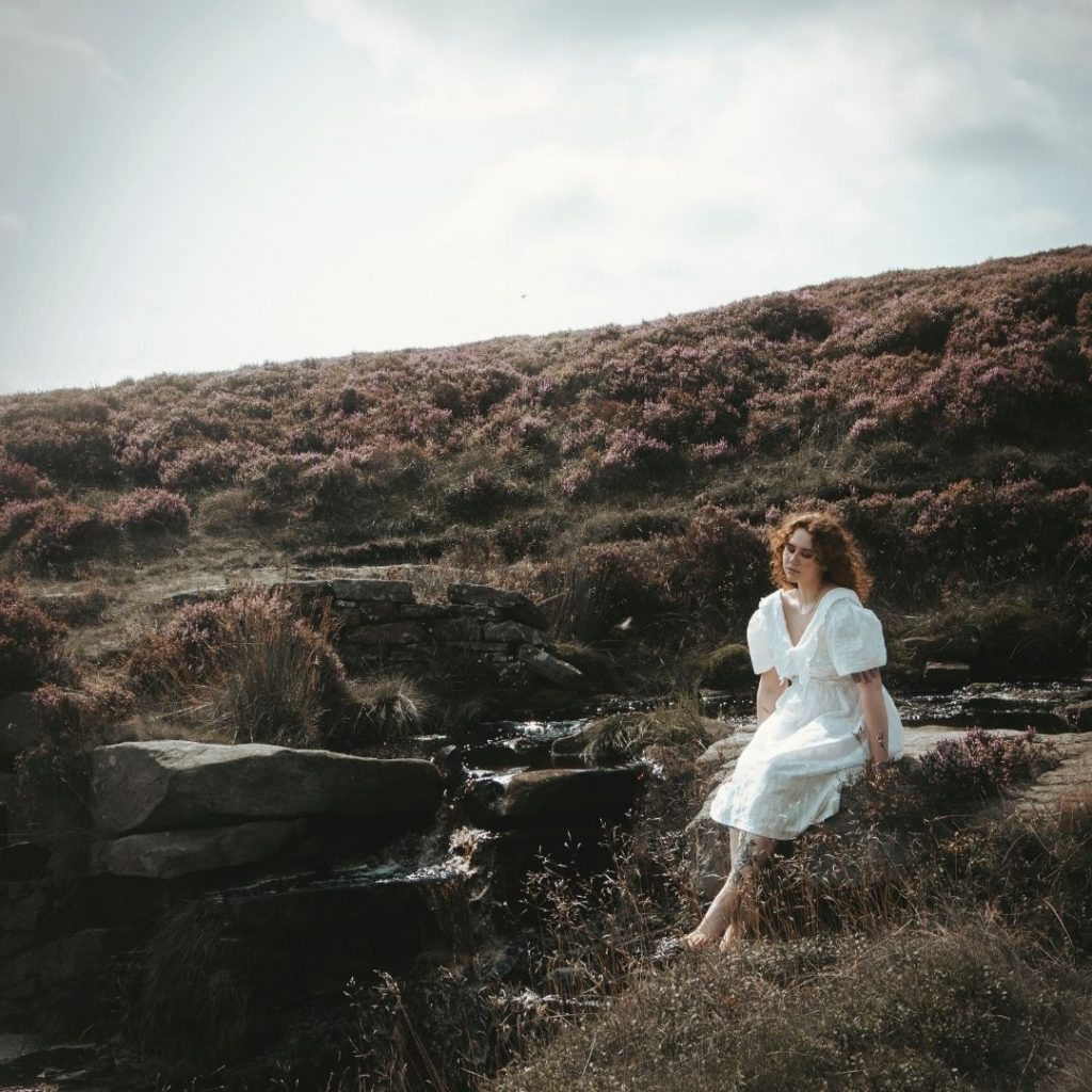@FromBeeWithLove Bronte Huskinson Wuthering Heights Locations waterfall