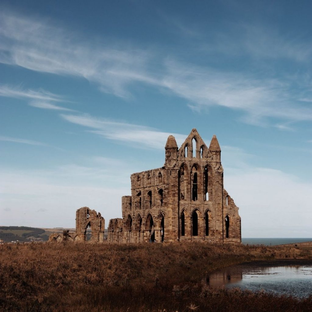 @FromBeeWithLove Gothic Literary Locations Whitby Abbey Whitby
